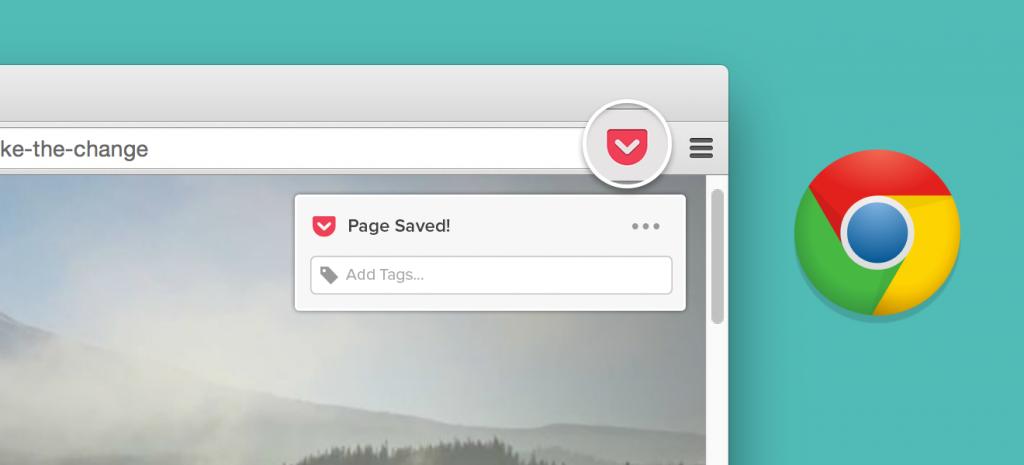 Extension de sauvegarde d'articles, de vidéos et de tweets