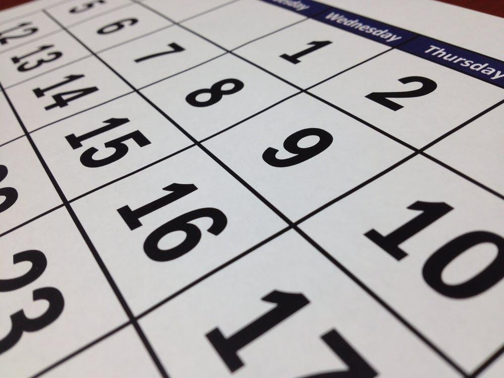 calendrier design sprint