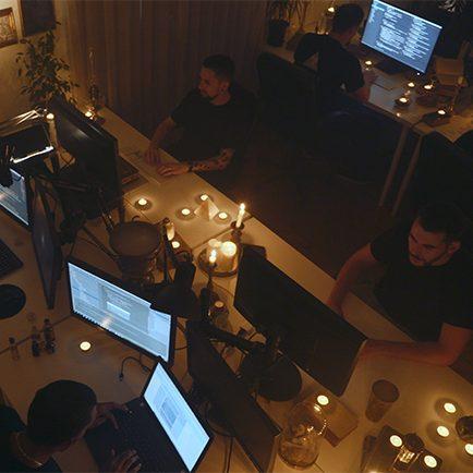 Les alchimistes développeurs de Devidia